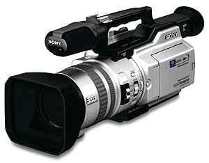 Видеокамера SONY DCR-VX2000